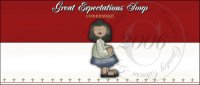 Great Expectations Soup Label 1