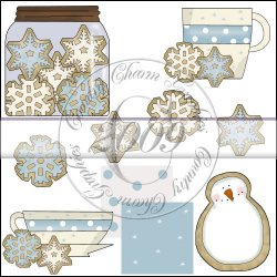 Winter Sugar Cookies Mini Collection