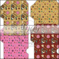 Birthday Gift Card Sleeve Collection