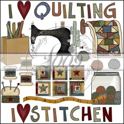 Prim Stitches Collection