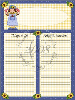 whimsical garden girl to do list