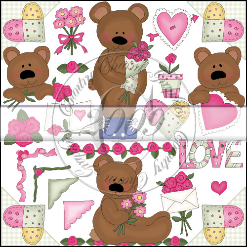 Love Bears Collection - Click Image to Close
